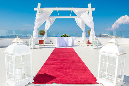 santorini All inclusive wedding packages