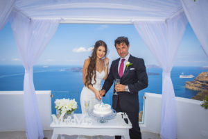 santorini wedding photographers cost