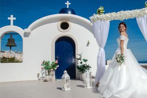 Top santorini wedding venues