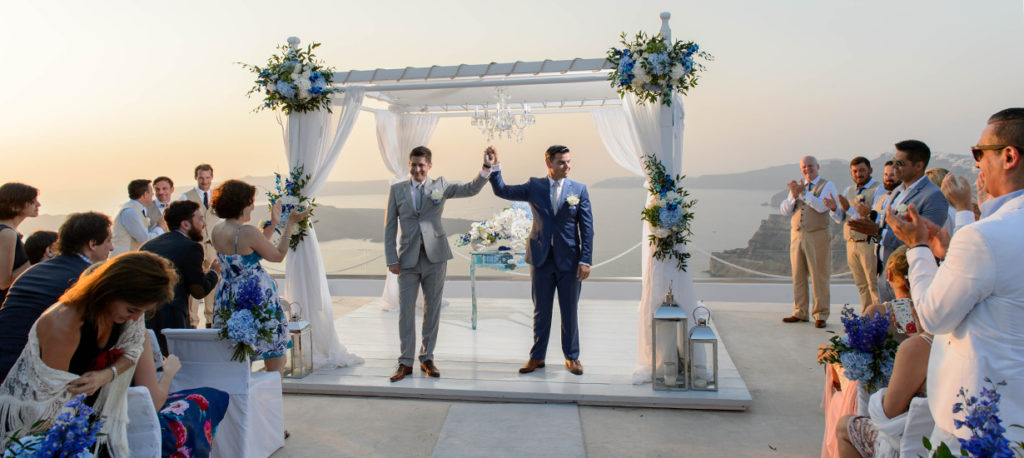 santorini legal wedding documents