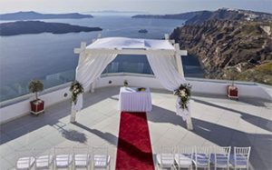 santorini santo weddings