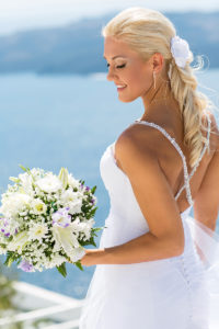santorini wedding packages