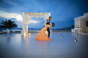 santorini wedding photography cost