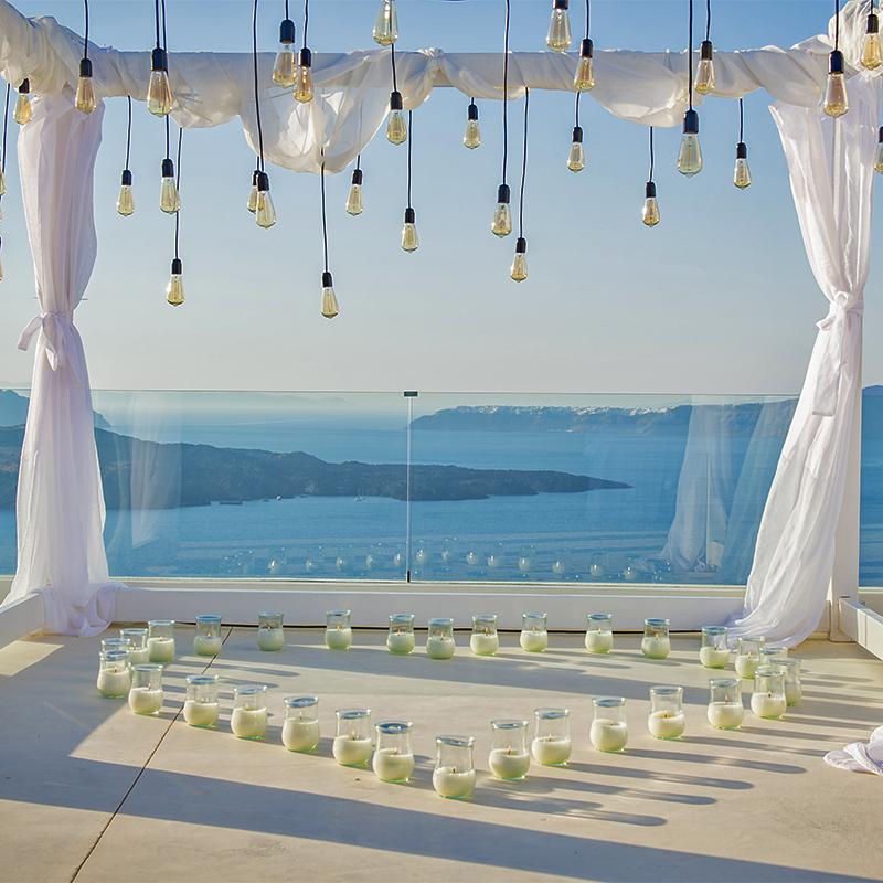 Santorini Fairy Lights